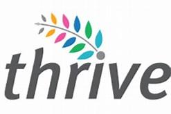 Image result for Trafford Thrive logo