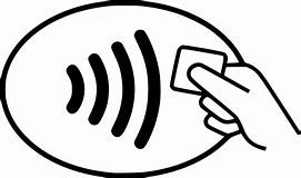 Image result for contactless payment logo