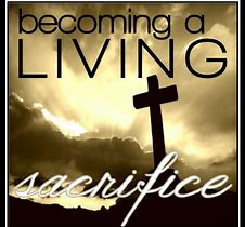 Image result for Living Sacrifice