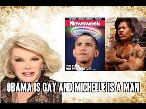 Image result for obama is a gay man