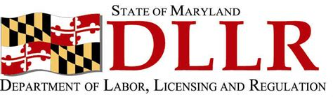 Image result for state of maryland dllr