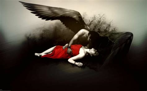 Image result for the fallen angels mixed with earth women