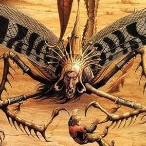 Image result for the monster locusts from hell