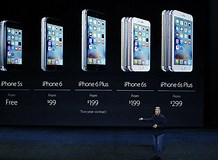 Image result for What is the difference in the iPhone 6 6s 6 Plus?. Size: 218 x 160. Source: www.lifewire.com