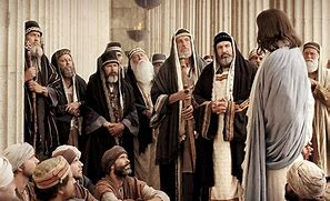 Image result for Jesus talks to the pharisees