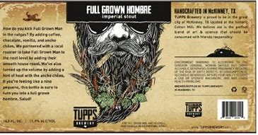 Image result for tupps full grown jhombre