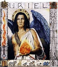 Image result for The archangel Uriel