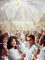 Image result for Tribulation Saints in White Robes