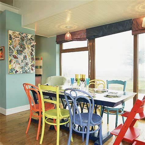 Unique Dining Room