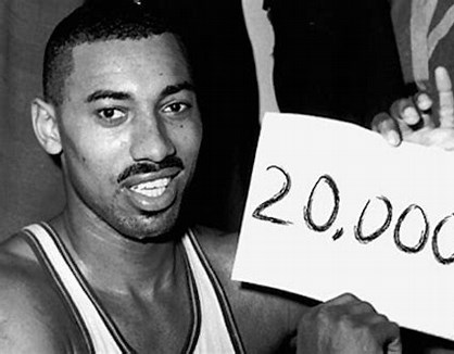 Image result for how many women did Wilt Chamberlain sleep with