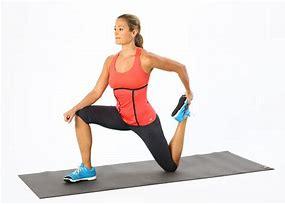 Image result for hip flexor stretches