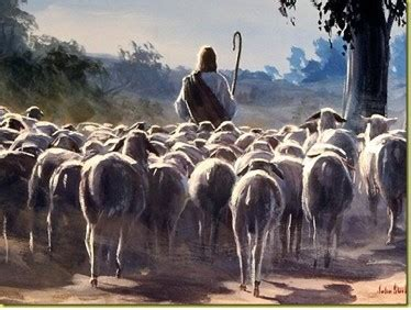 Image result for the good shepherd of the flock will chase the wolves away