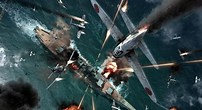 Image result for Space Battle Wallpaper. Size: 202 x 110. Source: getwallpapers.com
