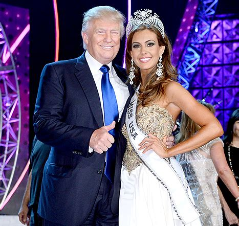 Image result for trump with miss connecticut