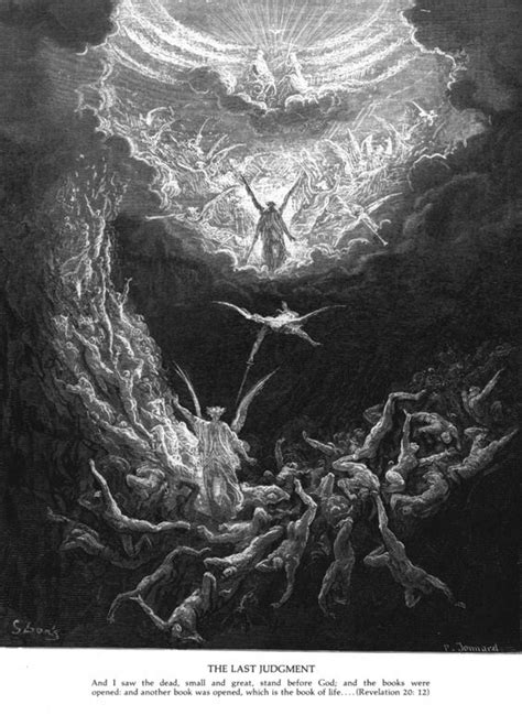 Image result for images gustave dore revelations