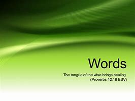 Image result for proverbs 12 18