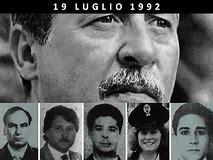 Risultato immagine per Borsellino strage