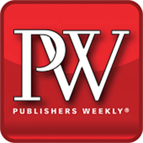 Image result for publishers weekly logo