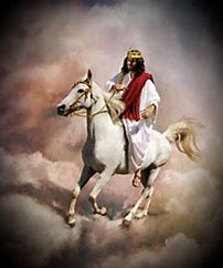 Image result for King On a White Horse