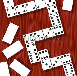 Image result for Playing Dominoes Clip Art