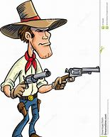 Image result for cowboy with guns