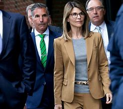 Lori Loughlin and husband Mossimo Giannulli plead not guilty to new  bribery charges in college admissions scandal…