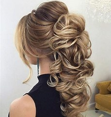Image result for hair up styles. Size: 153 x 160. Source: inflexa.com