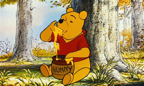 Image result for winniw the pooh and honey