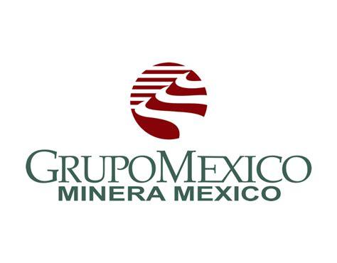 Resultado de imagen de logo grupo mexico minera