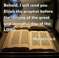 Image result for Behold i send my Prophet