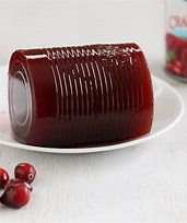 Image result for Image display Canned Cranberry Sauce