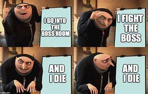 Image result for boss room memes