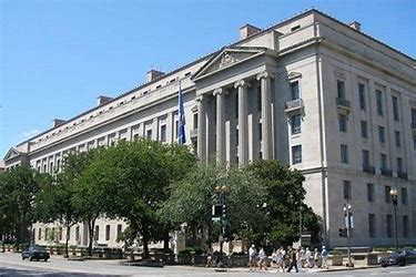 Image result for united states department of justice building