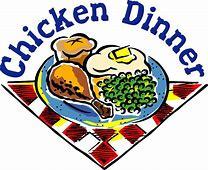 Image result for Baked Chicken Dinner Clip Art