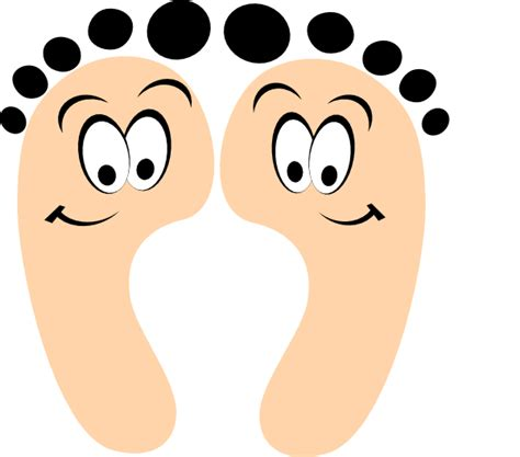 Image result for Happy Feet Clip Art Cartoon
