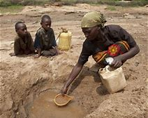 Résultat d'images pour eau potable en afrique