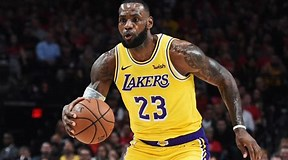 Image result for Los Angeles Lakers LeBron James