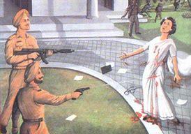 Image result for indira gandhi was assassinated