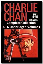 Image result for book collection cover of the charlie chan