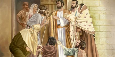 Image result for JESUS'S DISCIPLES DOING MIRACLES