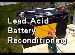 Reconditioning batteries does it really work?