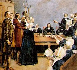 Image result for image salem witch trials