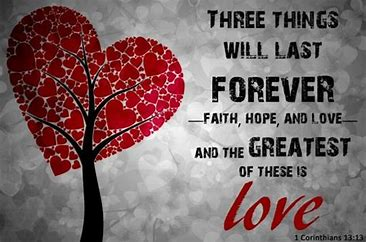 Image result for 1 Corinthians love test