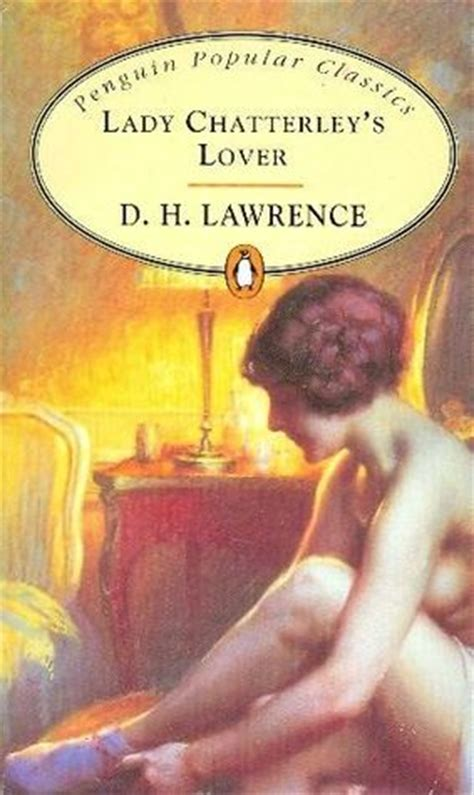 Image result for images book covers lady chatterley's lover