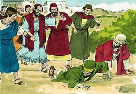 Image result for IN THE BIBLE PAUL ALMOST GETS STONED