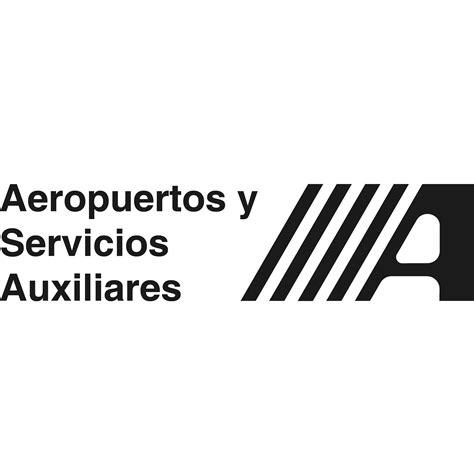 Resultado de imagen de logo Aeropuertos y Servicios Auxiliares (ASA).