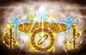 Image result for ezekiel chariot of God