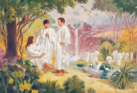Image result for the place of the righteous and compassionate in heaven