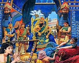 Image result for king of babylon's fate
