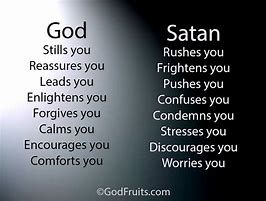 Image result for satan's plan make you doubt God